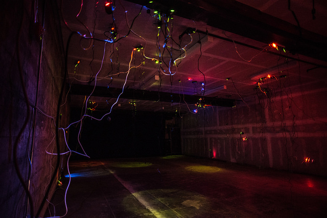 Project Space artist Alice Combs: power and idleness